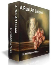 A Real Art Lesson image