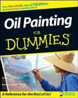 Oil Painting for Dummies (Anita Giddings and Sherry Clifton) image