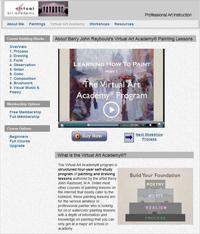 The Virtual Art Academy image